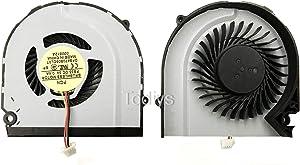 Todiys CPU Cooling Fan for HP DM4-3000 DM4T-3000 Series DM4-3013CL DM4-3013NR DM4-3050US DM4-3052NR DM4-3055DX DM4-3056NR DM4-3070CA DM4-3090CA DM4-33177NR KSB05105HA-BE11 669934-001 669935-001