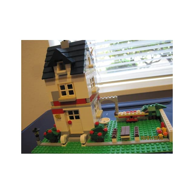 LEGO Creator Apple Tree House (5891)   539 Piece set
