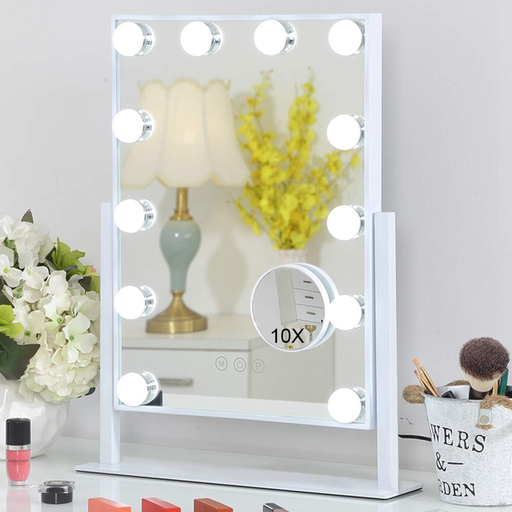 FENCHILIN Makeup Vanity Mirror With Lights Reviews