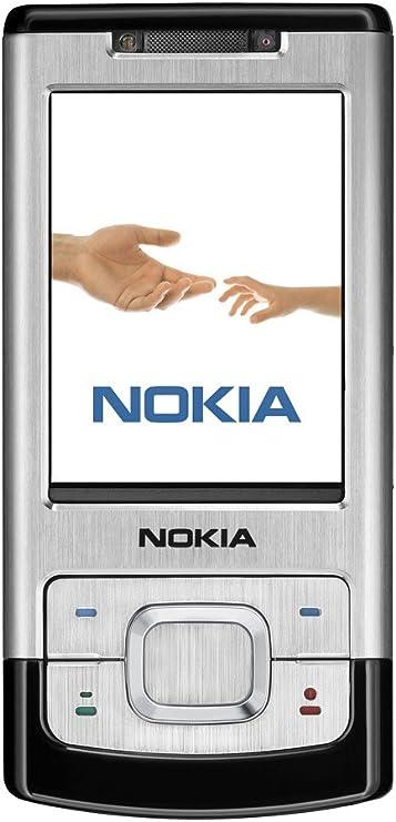Nokia 6500 Slide - Móvil libre (pantalla de 2