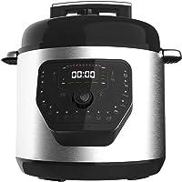 Olla GM Programable Modelo G Deluxe. Robot de Cocina multifunción Que Cocina por ti, con Capacidad de 6 litros (hasta 12 raciones). Navegador GMDrive. Cubeta Excelsior.…