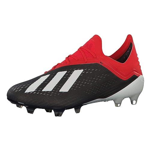 Adidas Herren X 18 1 Fg Fussballschuhe Mehrfarbig Negbas