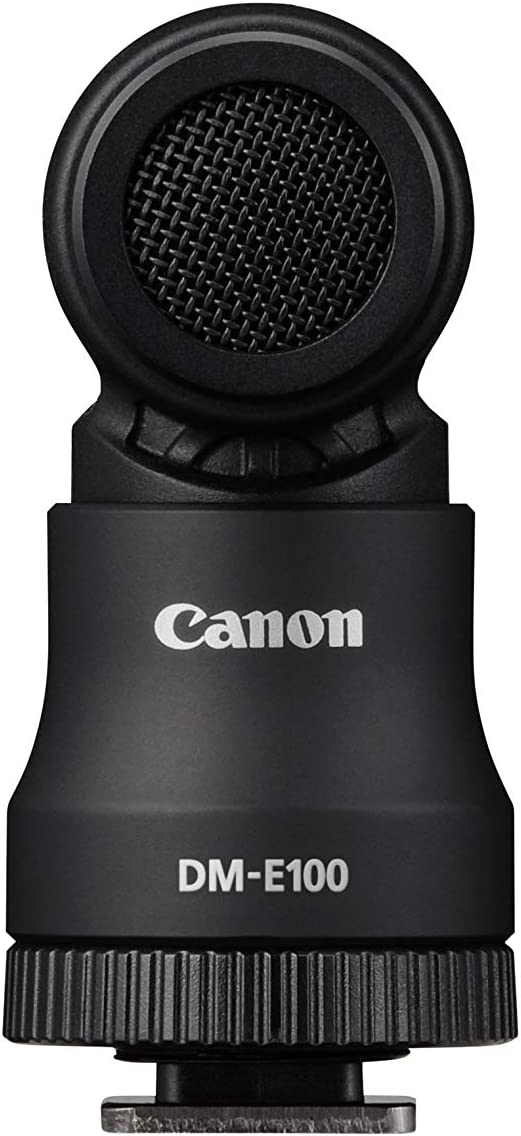 Canon Stereo Microphone DM-E100 4474C001AA