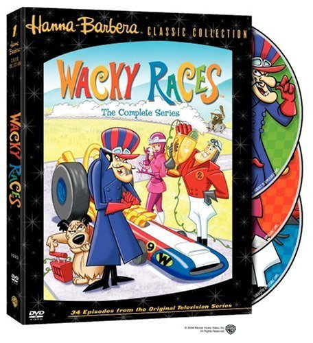 Wacky Races: Complete Series [DVD] [Region 1] [US Import] for sale  Delivered anywhere in USA