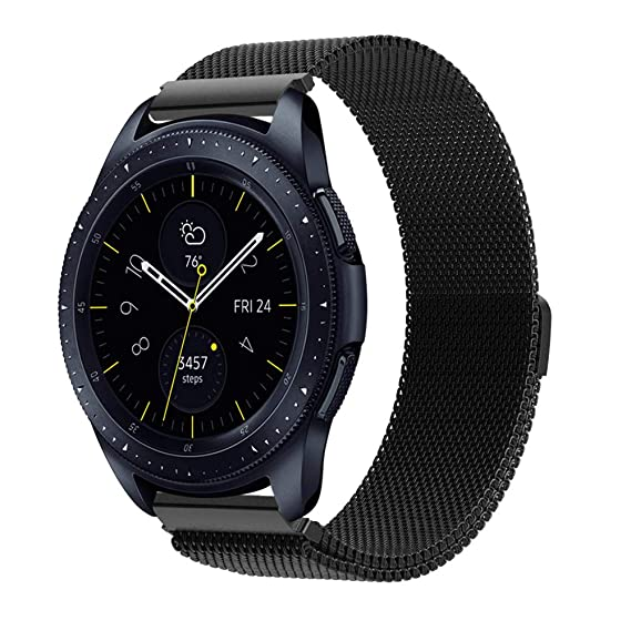 Galaxy Watch 42mm Bands, Galaxy Watch Active Bands, Wingle 20mm Replacement Strap with Quick Release Pin for Amazfit Bip Smart Watch/Gear Sport/Garmin ...