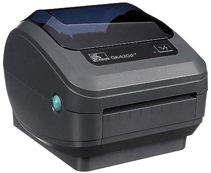 Zebra GK42-202520-000 - Impresora de etiquetas (térmica ...