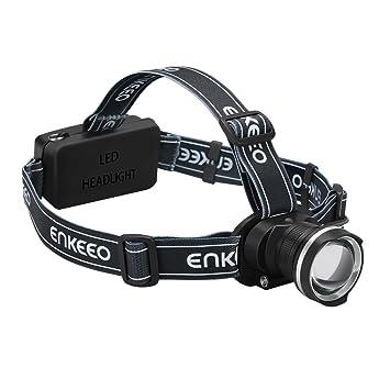 T6Zoom LuminositéRecharge Lampe 1000 PiedsAmpoule De Lux Frontale Led 1200 Xpg Enkeeo Jusqu'à Cree UsbFaisceau Modes Luminance3 Yf7vmbyIg6