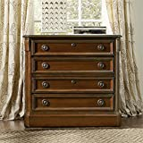 Hooker Furniture Distressed Medium Clear Cherry Lateral File 281-10-566