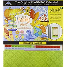 Family 2015 Plan-It Calendar