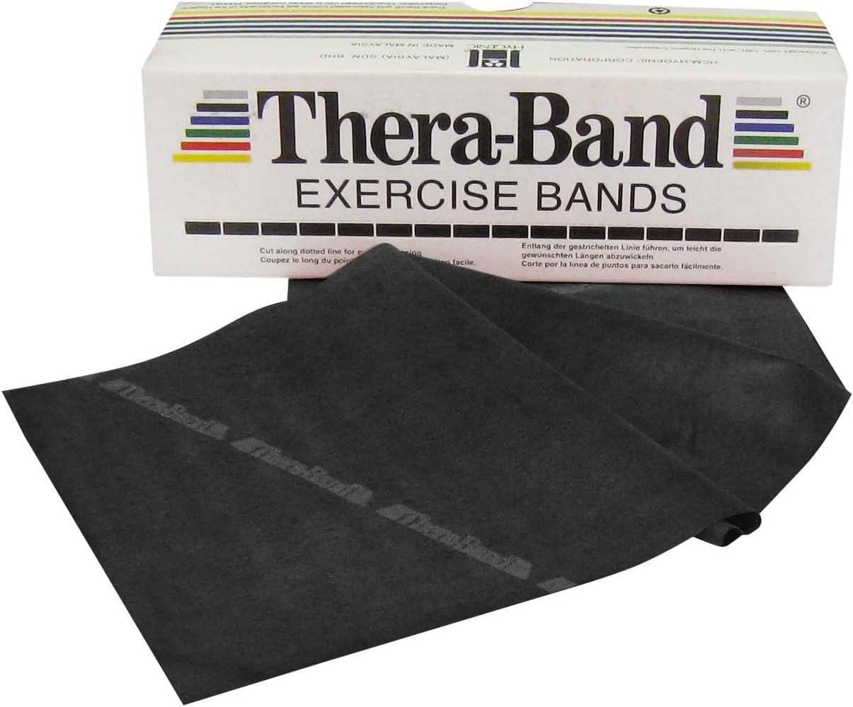 Thera-Band® Übungsband Rot 2,5m Theraband Teraband