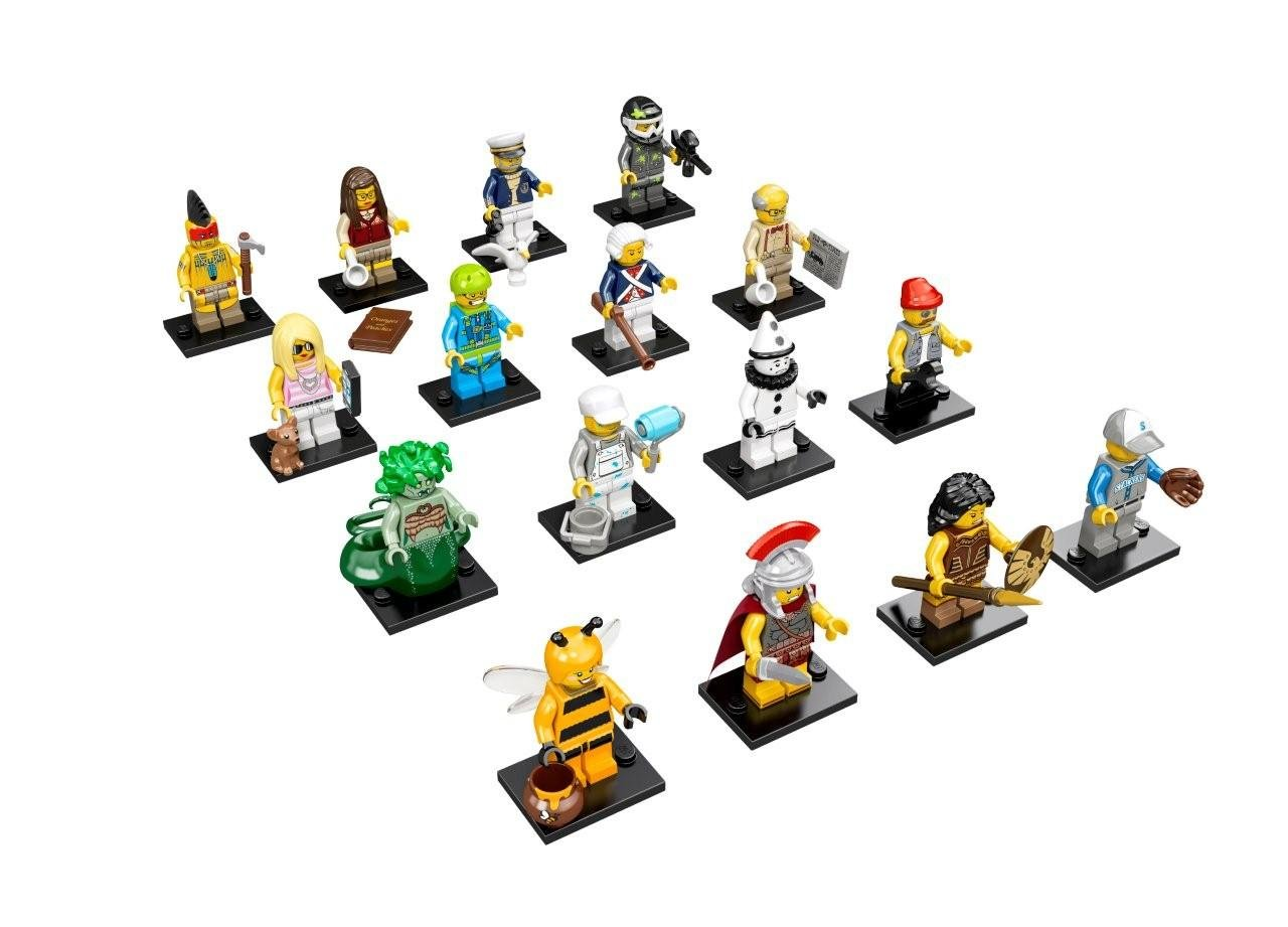 amazon com lego minifigures series 10 blind bag 71001 toys u0026 games