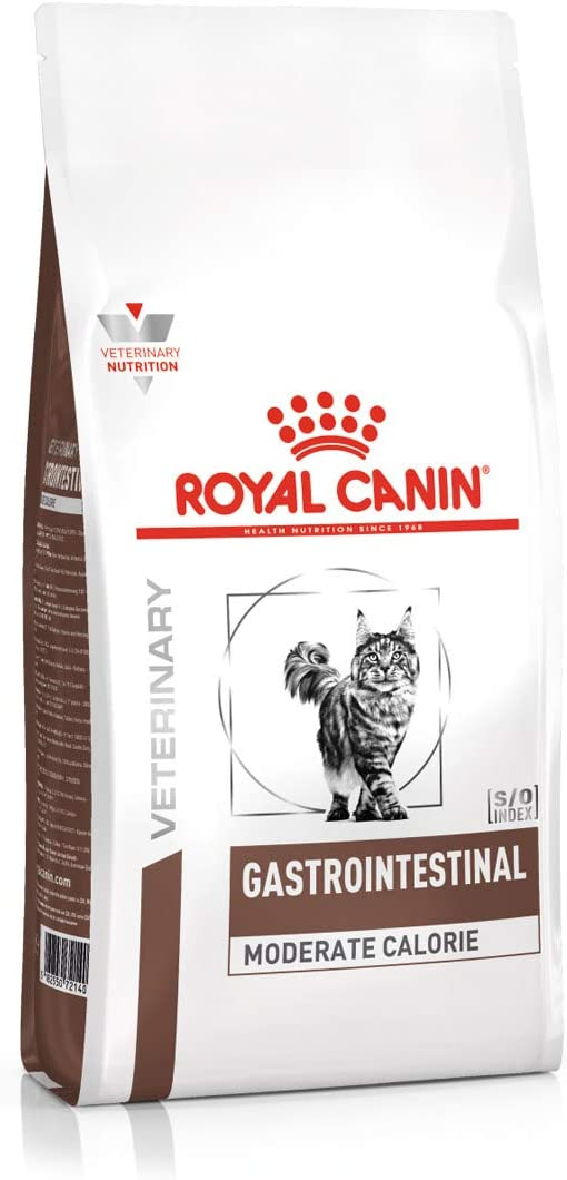 ROYAL CANIN Alimento para Gatos Intestinal Moderate Calorie Gim35-2 kg