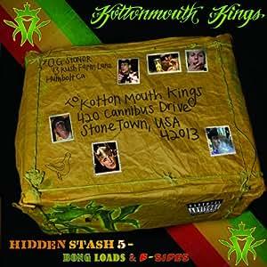 Hidden Stash 5-Bong Loads & B-Sides