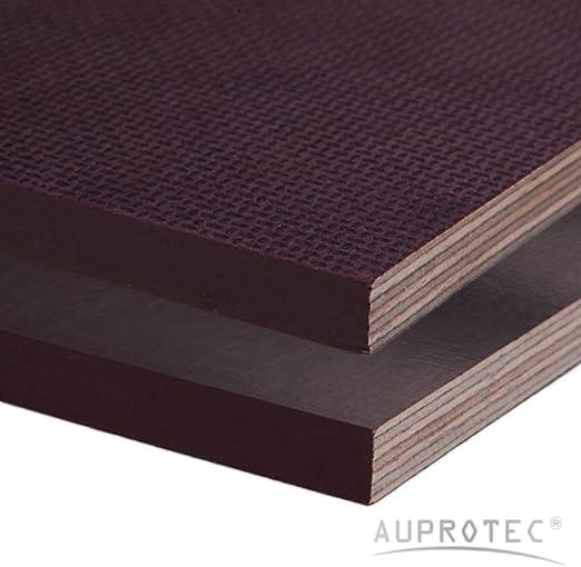 90x80 cm Siebdruckplatte 30mm Zuschnitt Multiplex Birke Holz Bodenplatte