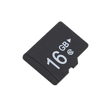 OWSOO Tarjeta de Memoria 16G, Tarjeta TF para PC, Cámara Digital ...