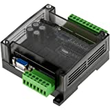 Controlador lógico programable de Control de 24 V PLC DC24 V FX1N-14MR Salida de relé de tablero de Control industrial, desca