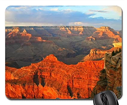 Amazon Com Mouse Pad Grand Canyon Usa National Park