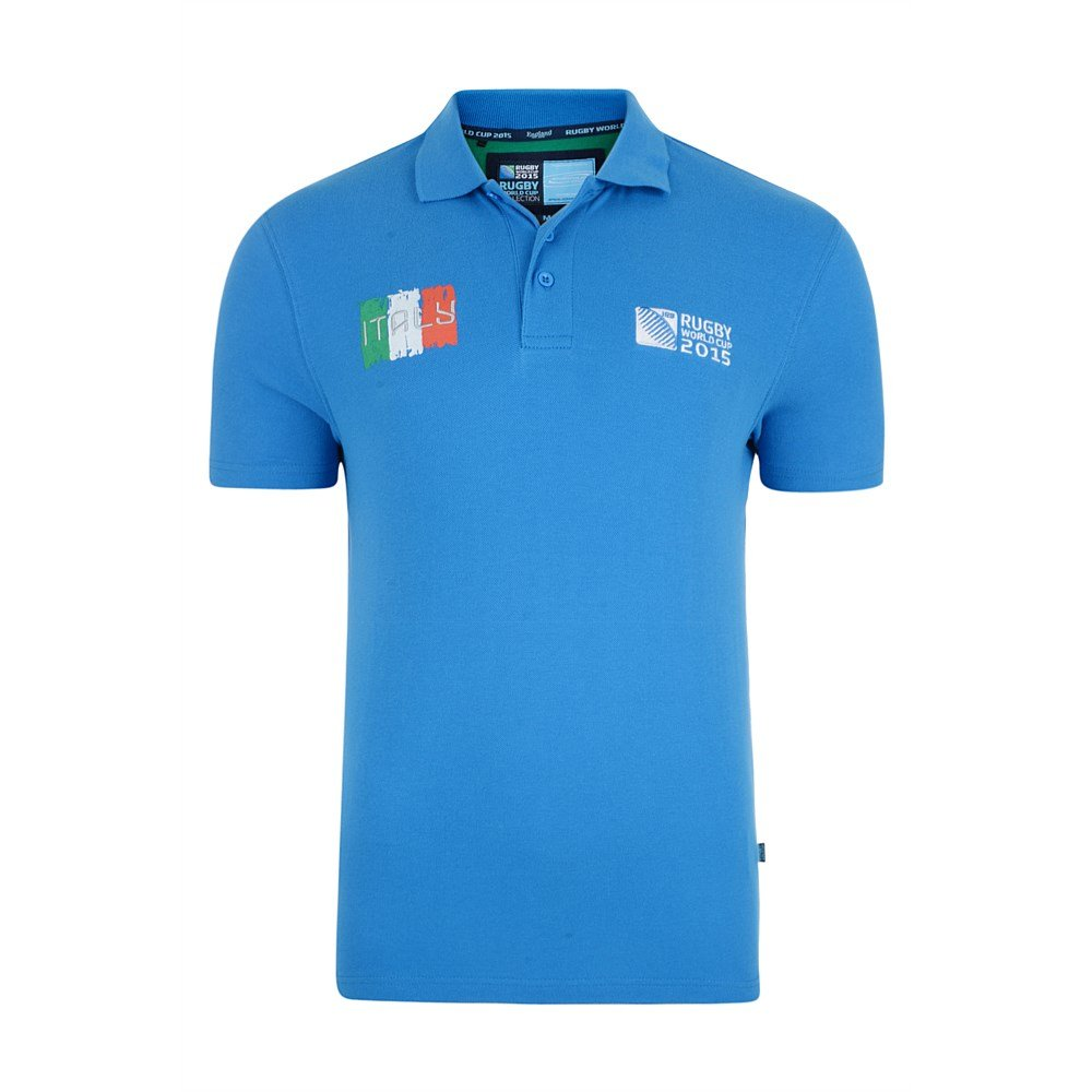 Canterbury - Polo Homme Rugby Italy RWC 2015 - Taille : S: Amazon ...