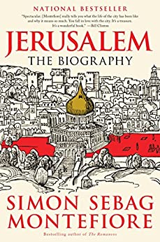 Jerusalem: The Biography by [Montefiore, Simon Sebag]