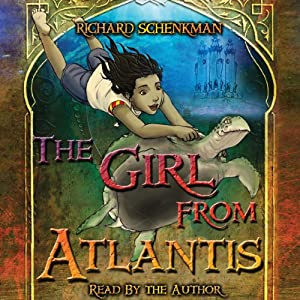 The Girl from Atlantis Audiobook