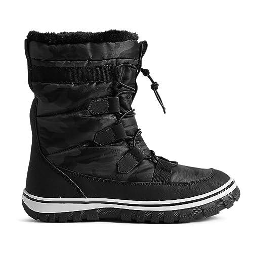 Marks and Spencer Botas de Nieve Mujer: Amazon.es: Zapatos y