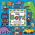 Children's Boys & Men Books
