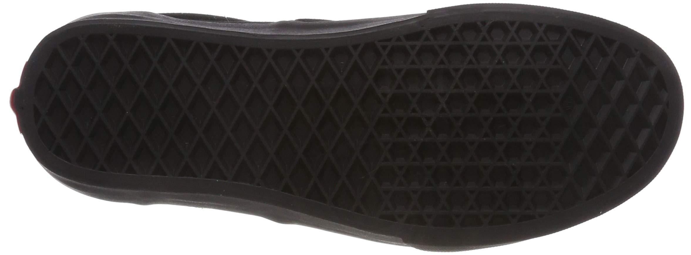 7155b106e4 Vans Unisex s ERA BLACK BLACK SKATE SHOES 8.5 Men US   10 Women US (BLACK  BLACK) - VN000QFKBKA   Fashion Sneakers   Clothing