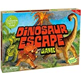 Peaceable Kingdom Dinosaur Escape Award Winning Cooperative Game for Kids