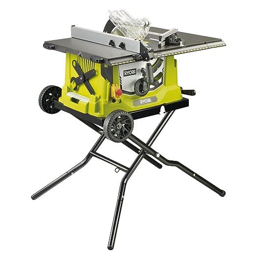 Ryobi rts1800ef table saw amazon diy tools ryobi rts1800ef table saw greentooth Choice Image