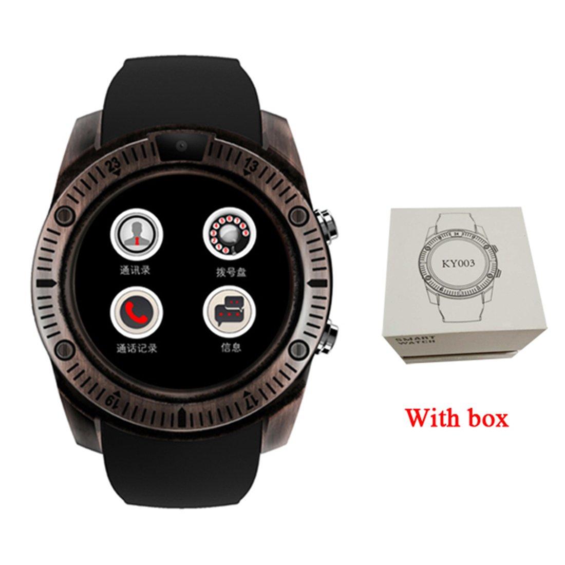 Amazon.com: PINCHU KY03 Passometer Vintage Smart Watchs ...