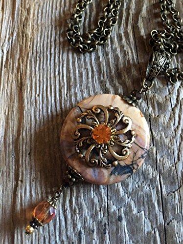 Antique Filigree/06 Bejeweled Rosette on Venus (Bejeweled Filigree)