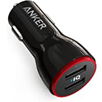 Anker PowerDrive 2 24W 2-Port Car Charger- A2310H11