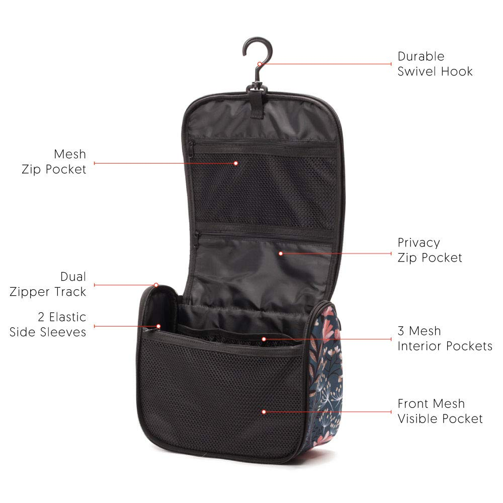 Jadyn B Toiletry Bag for Travel