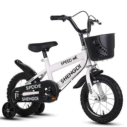 YON JIU Bicicleta para principiantes, Niños y niñas Bicicleta Bicicleta Bicicleta infantil para niños de