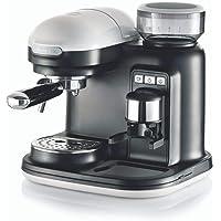 Ariete 1318 koffiezetapparaat met geïntegreerde koffiemolen, 1080 W, 800 Cubik_cm, wit