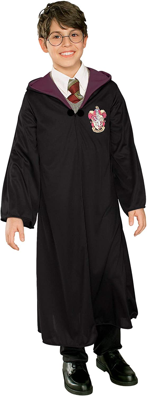 Harry Potter - Disfraz infantil Unisex, talla L 8-10 años (Rubie's 884252-L)
