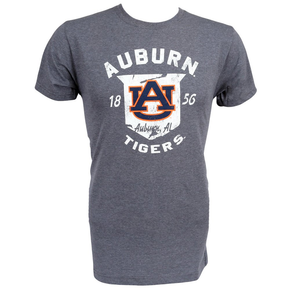 978d9e6459 Amazon.com   Elite Fan Shop Auburn Tigers Vintage T Shirt Charcoal   Sports    Outdoors