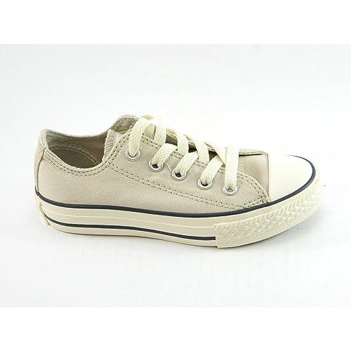 Converse - Converse All Star Sneakers Junior Low Beige 630424C