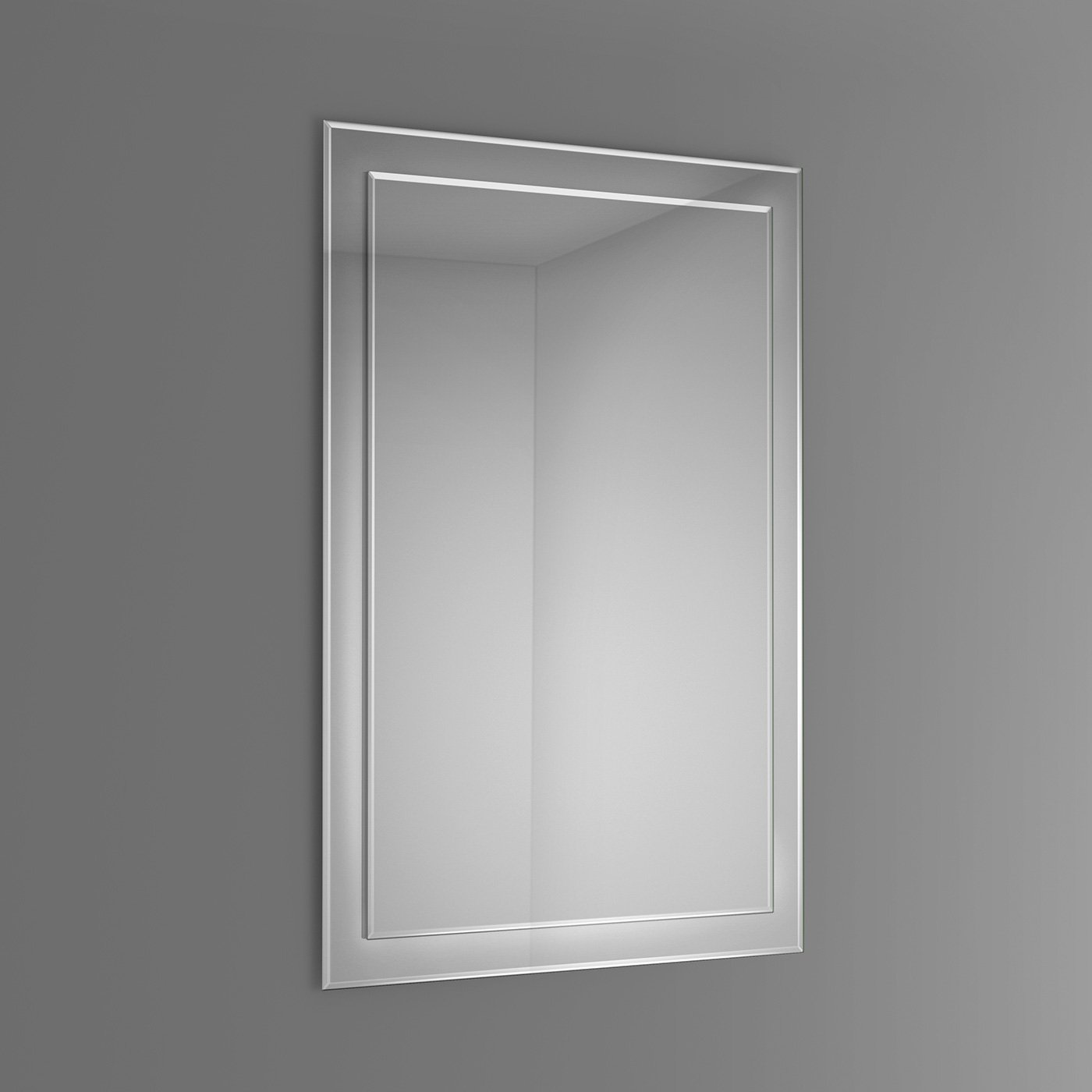 650 x 900 mm Rectangular Bevelled Designer Bathroom Wall Mirror MC147:  iBathUK: Amazon.co.uk: Kitchen & Home