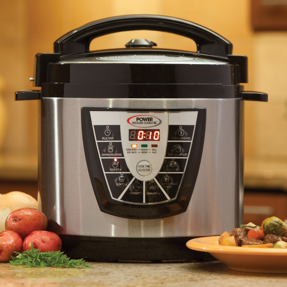 Pressure cooking pros and cons