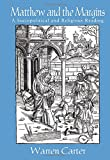 img - for Matthew and the Margins: A Sociopolitical And Religious Reading (Bible & Liberation) (Bible and Liberation Series) book / textbook / text book