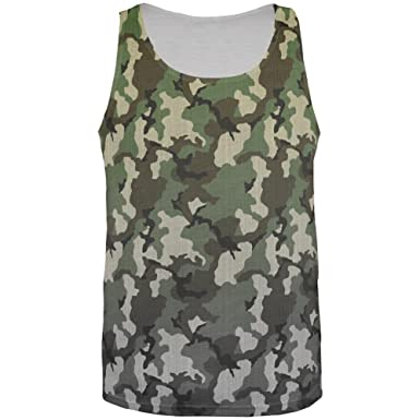 a6f261bed6260 Old Glory Faded Camo All Over Mens Tank Top at Amazon Men s Clothing store