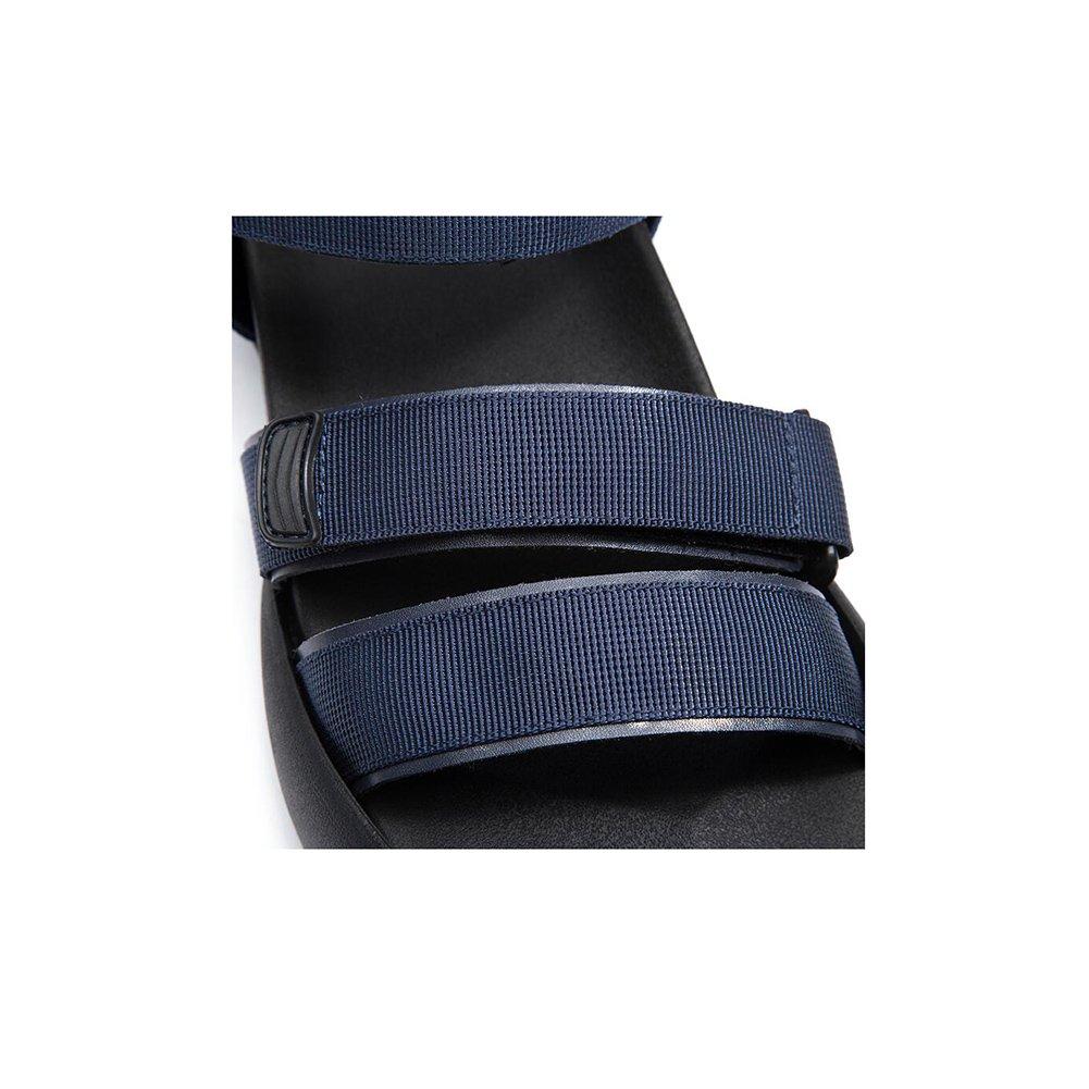 XUEQIN Herren Sport Sandalen, Strandschuhe, Stiefelschuhe (Farbe EU39/UK6.5/CN40) : Blau, größe : EU39/UK6.5/CN40) (Farbe Blau 289ec5