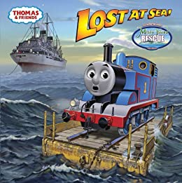 Lost at Sea (Thomas & Friends) (Pictureback(R)) by [Awdry, W. Rev, Hit Entertainment]