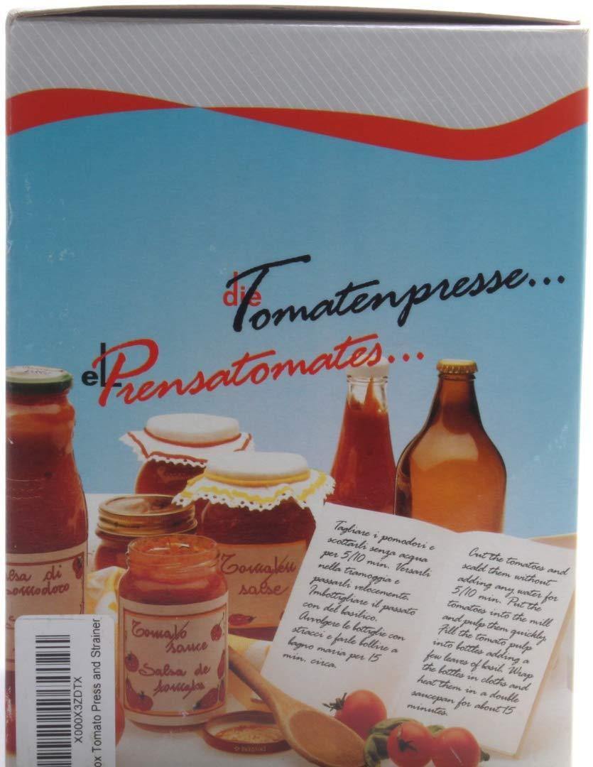Amazon.com: Velox Tomato Press and Strainer: Kitchen & Dining