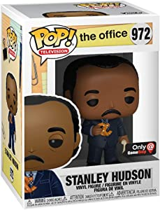 Funko Pop! The Office Stanley Hudson Pretzel Day Exclusive Vinyl Figure