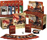 Magic: the Gathering: Born of the Gods Variety Pack (1 Booster Box, 1 Fat Pack, Set of 5 Intro Packs)