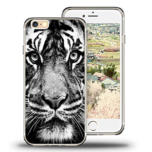 - iPhone 6s Plus Case Viwell iPhone 6 Plus (5.5 Inch) Case, 2015 Unique Design fashionable Protective Cover Tiger eyes