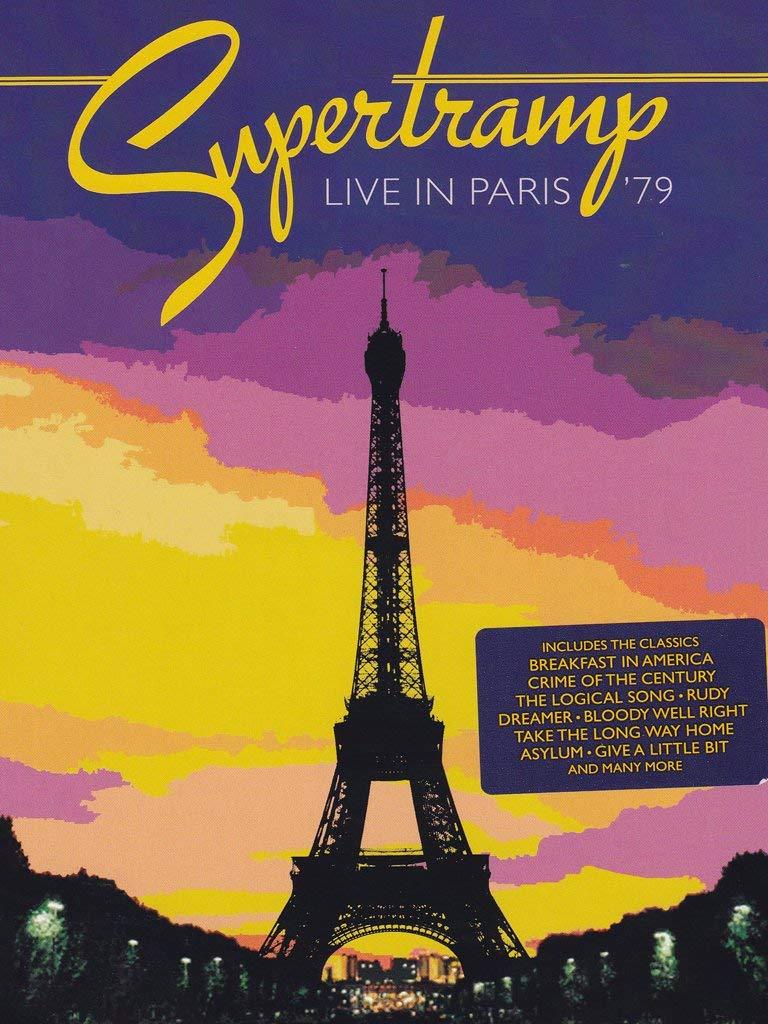 Supertramp: Live In Paris (1979) by King Midas