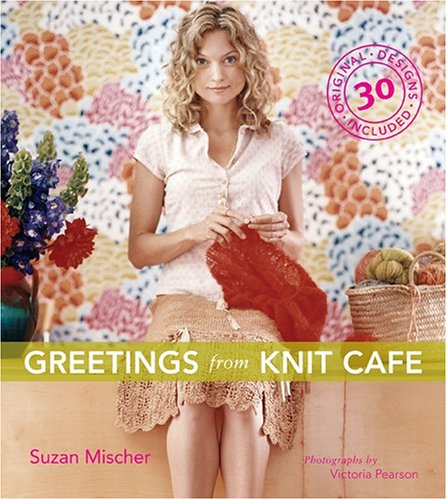 Cafe Knit - Greetings from Knit Cafe